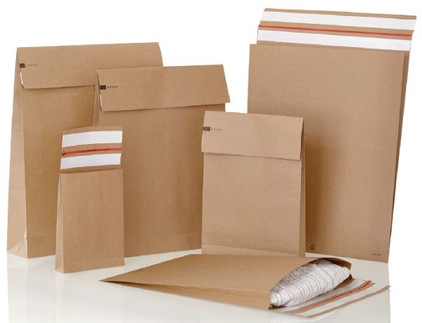 E-commerce paper bag