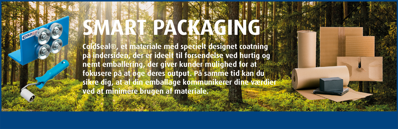 Smart Packaging Cold Seal Dk